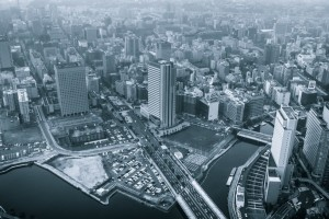 東京白黒写真